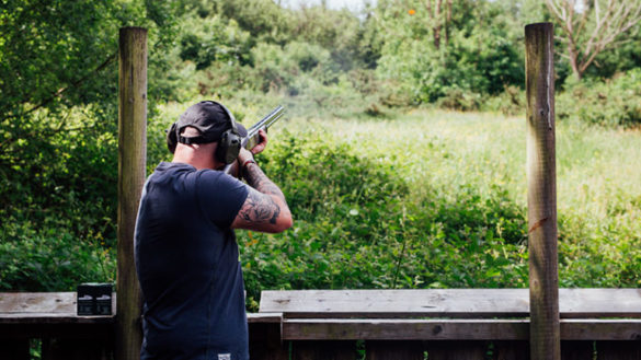 Browns Clay Pigeon Excursion